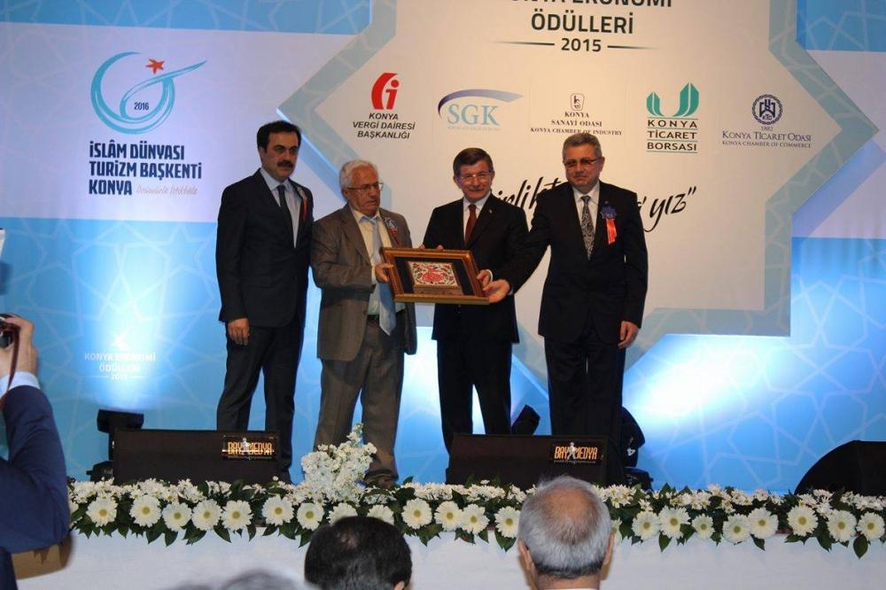 Konya Ekonomi Ödülleri sahiplerini buldu 20
