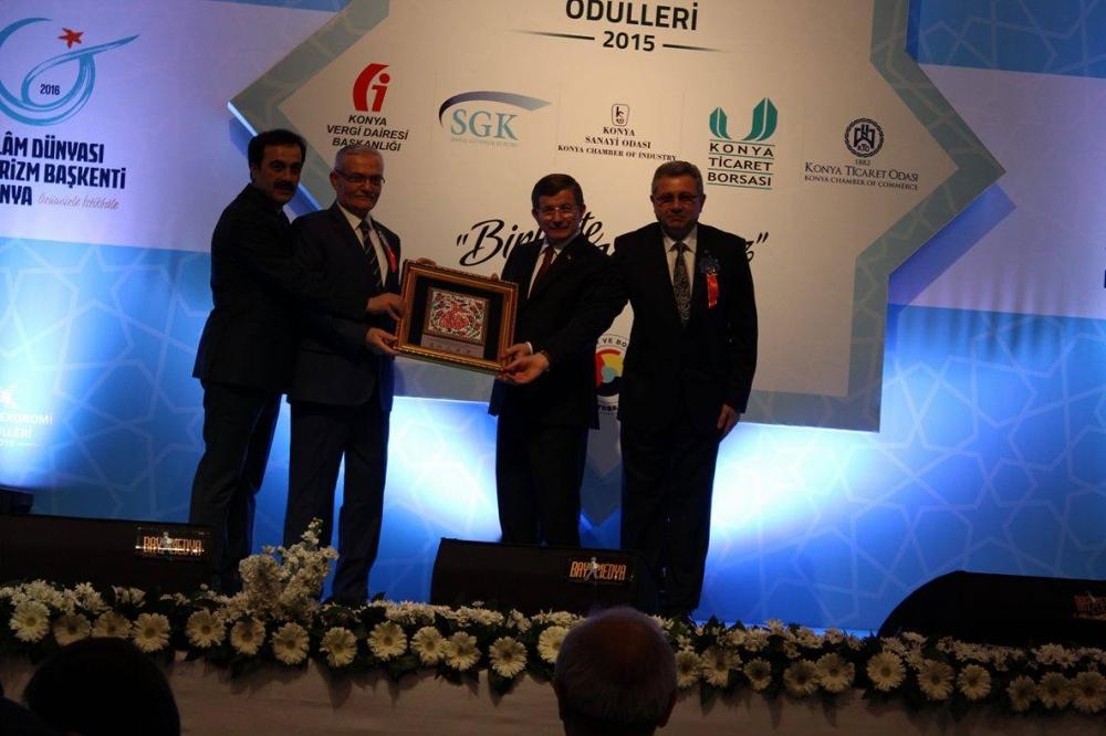 Konya Ekonomi Ödülleri sahiplerini buldu 21