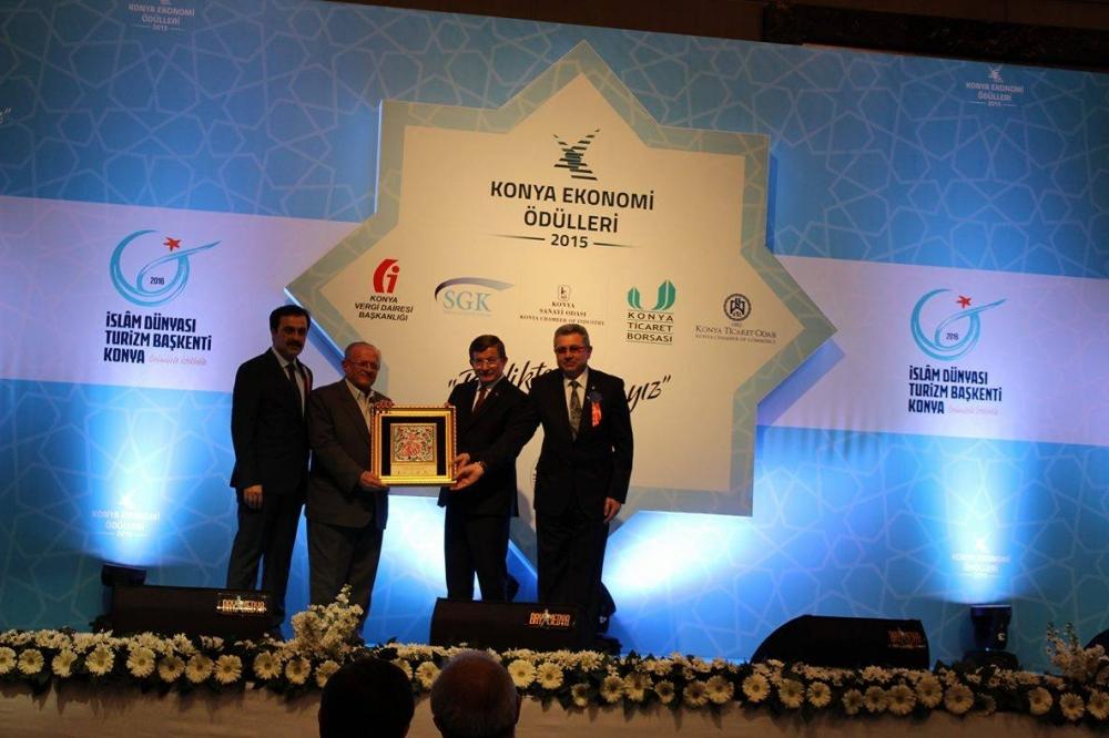 Konya Ekonomi Ödülleri sahiplerini buldu 22