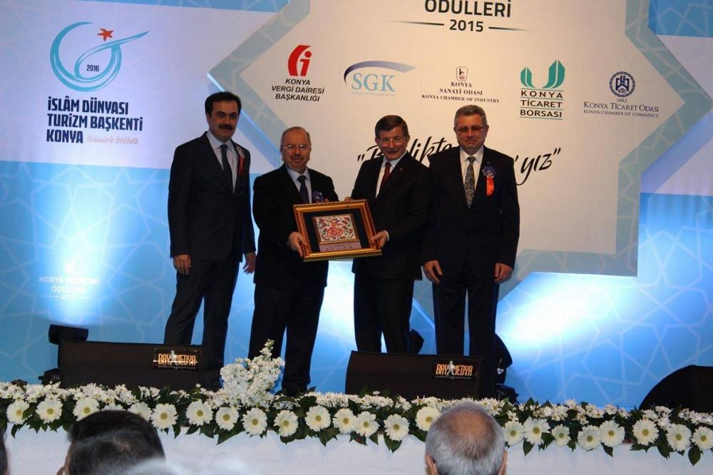 Konya Ekonomi Ödülleri sahiplerini buldu 23