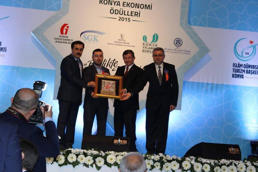 Konya Ekonomi Ödülleri sahiplerini buldu 25