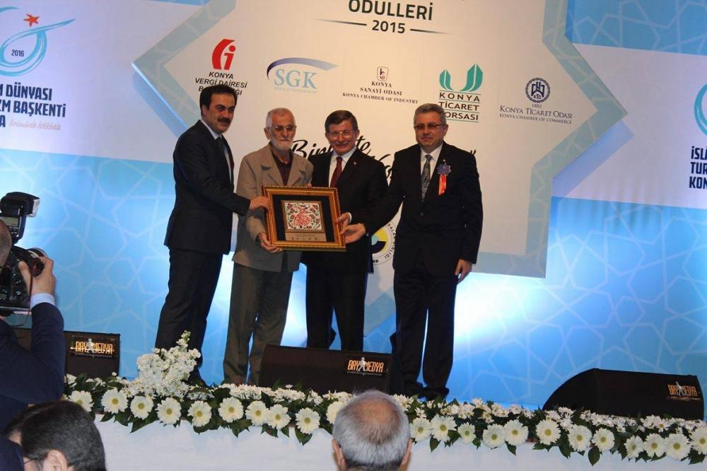 Konya Ekonomi Ödülleri sahiplerini buldu 26