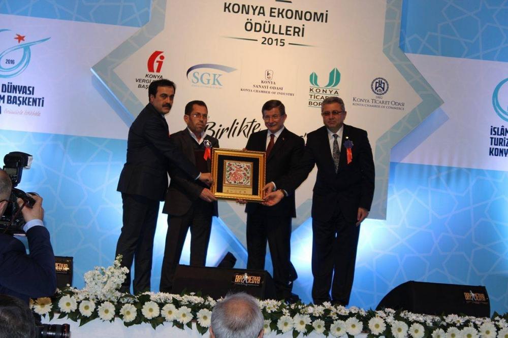 Konya Ekonomi Ödülleri sahiplerini buldu 27
