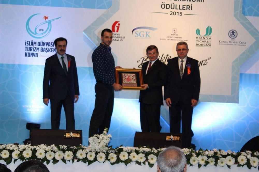 Konya Ekonomi Ödülleri sahiplerini buldu 28