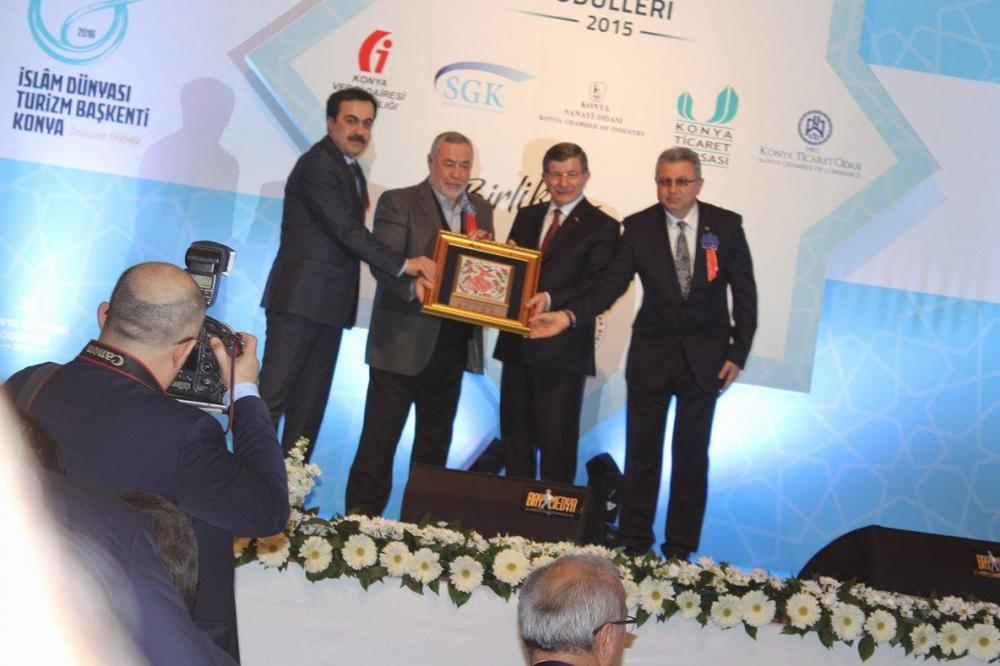 Konya Ekonomi Ödülleri sahiplerini buldu 29