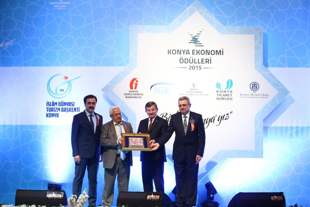 Konya Ekonomi Ödülleri sahiplerini buldu 3
