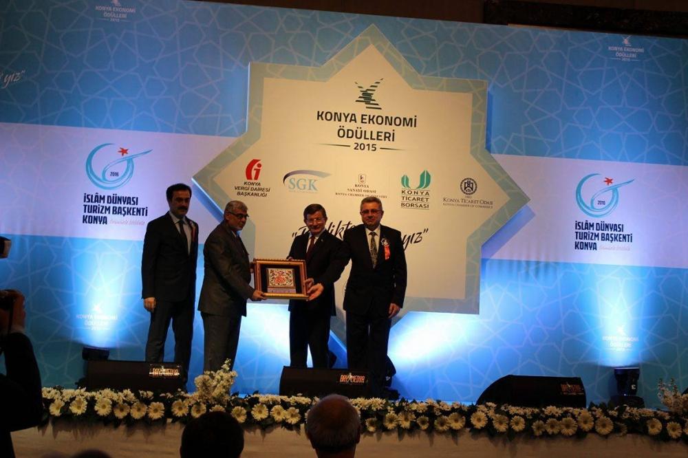 Konya Ekonomi Ödülleri sahiplerini buldu 30