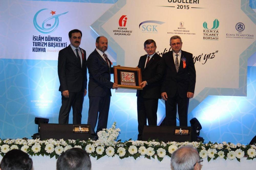 Konya Ekonomi Ödülleri sahiplerini buldu 31