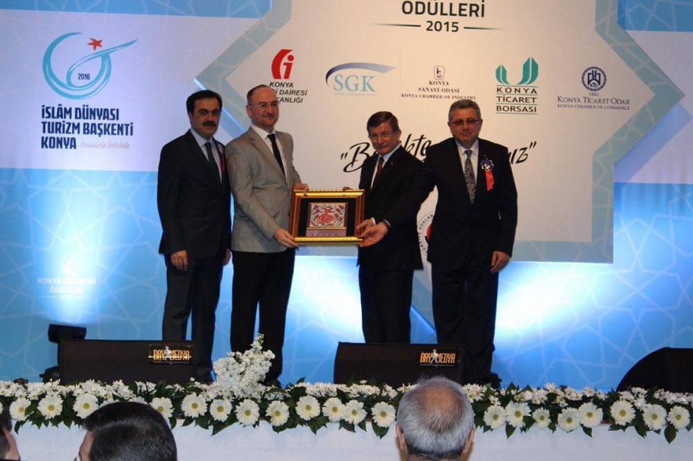 Konya Ekonomi Ödülleri sahiplerini buldu 32