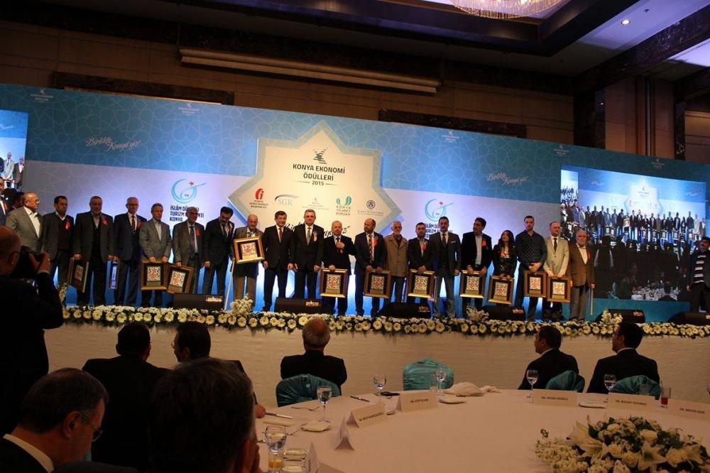 Konya Ekonomi Ödülleri sahiplerini buldu 33