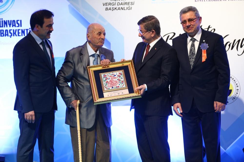 Konya Ekonomi Ödülleri sahiplerini buldu 4