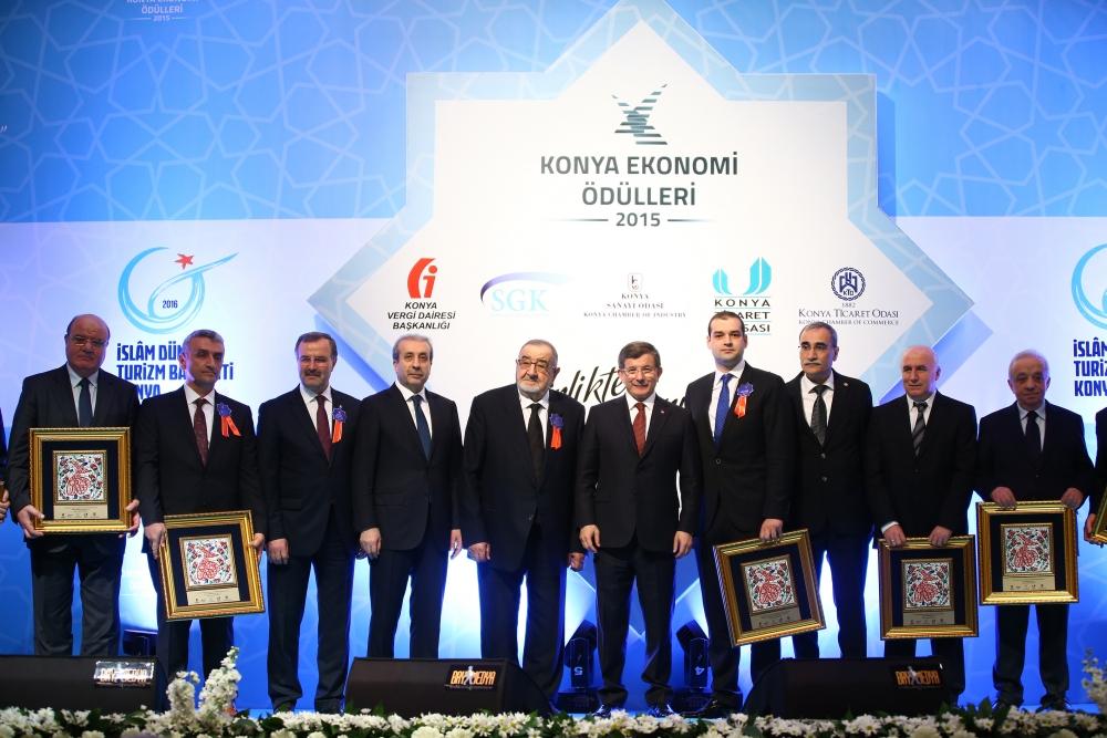 Konya Ekonomi Ödülleri sahiplerini buldu 6