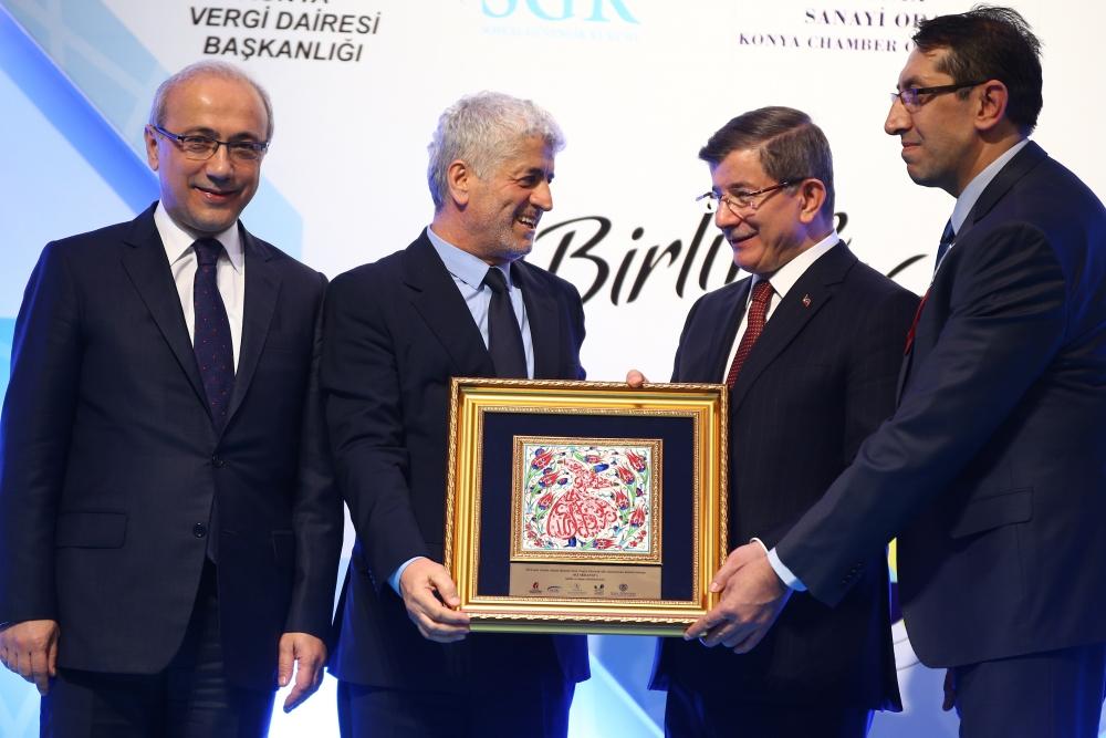 Konya Ekonomi Ödülleri sahiplerini buldu 7