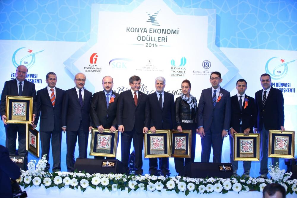 Konya Ekonomi Ödülleri sahiplerini buldu 9
