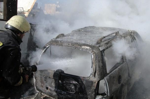 Halep'te varil bombalı saldırı 19
