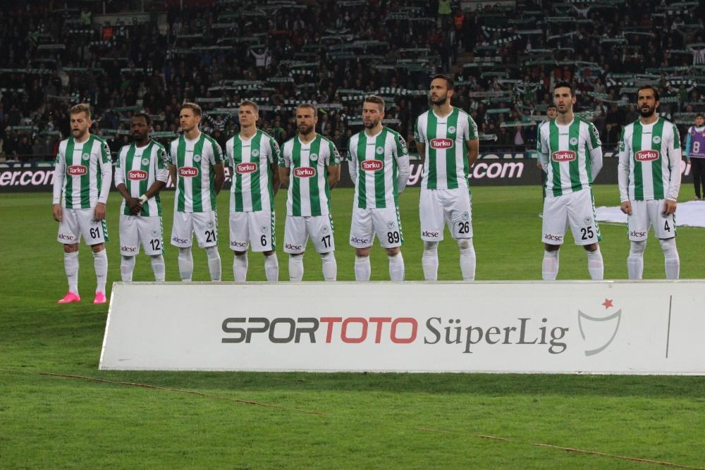 Torku Konyaspor-Trabzonspor 1