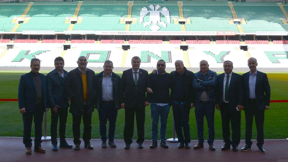 Torku Konyaspor'a daha da hayran kaldılar 11