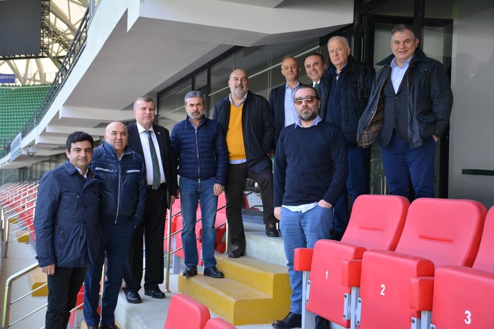 Torku Konyaspor'a daha da hayran kaldılar 2