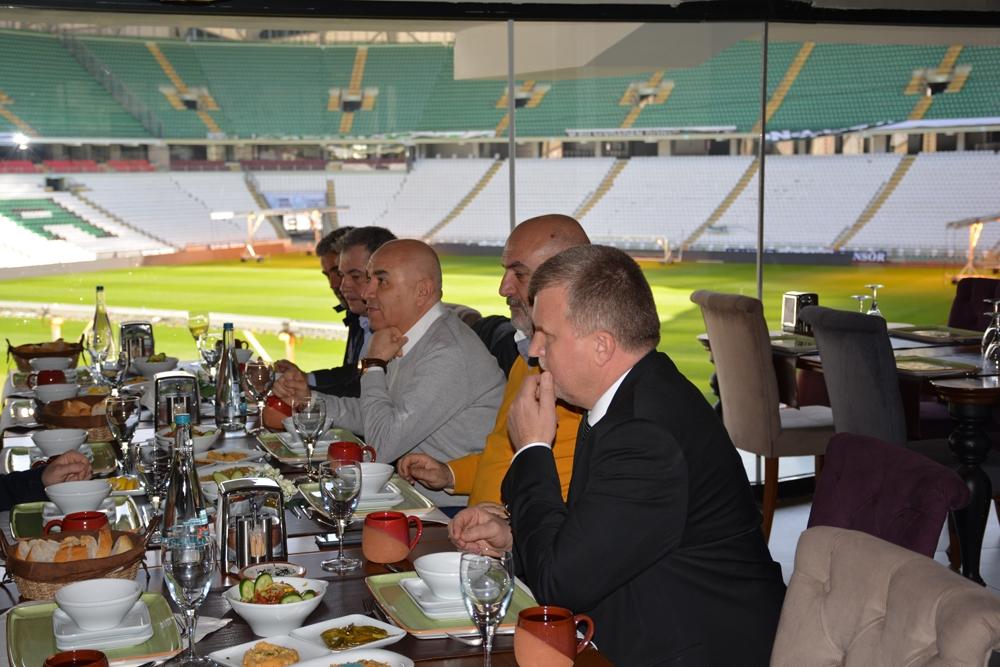 Torku Konyaspor'a daha da hayran kaldılar 3
