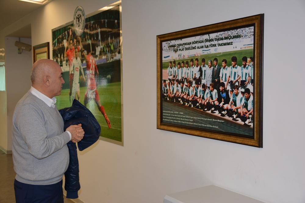 Torku Konyaspor'a daha da hayran kaldılar 6