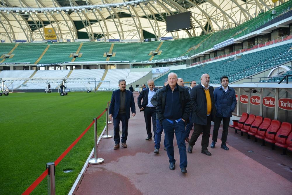 Torku Konyaspor'a daha da hayran kaldılar 9