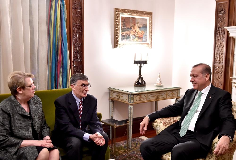 Cumhurbaşkanı Erdoğan ABD'de 5