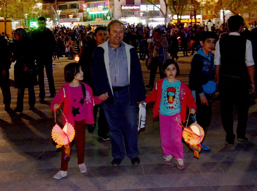 Konya'da Şivlilik ve Fener Alayı Coşkusu 5