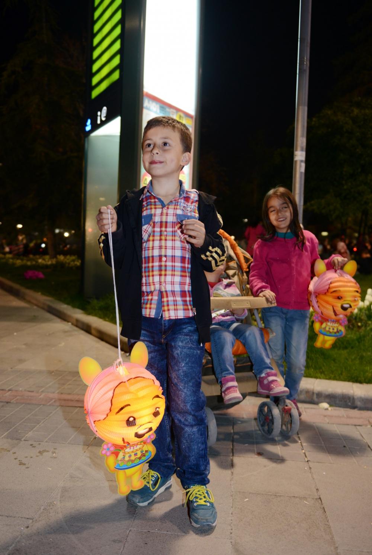 Konya'da Şivlilik ve Fener Alayı Coşkusu 9