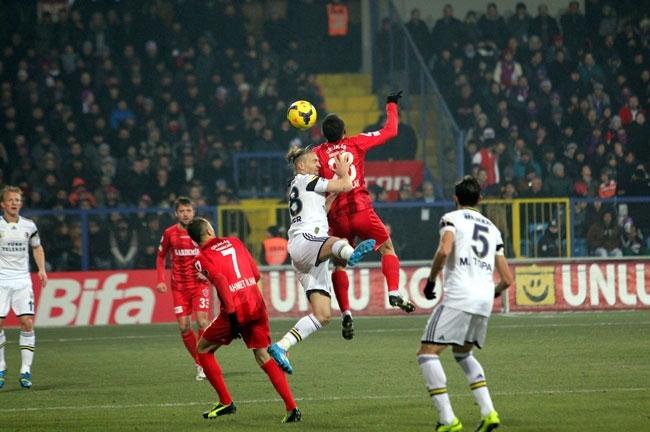 Karabükspor 2- Fenerbahçe 1 10