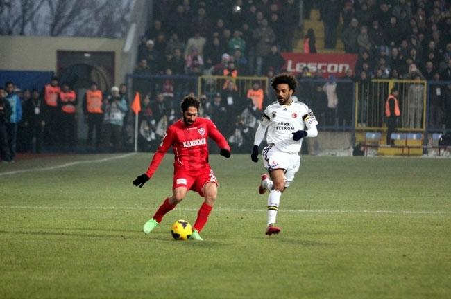 Karabükspor 2- Fenerbahçe 1 12