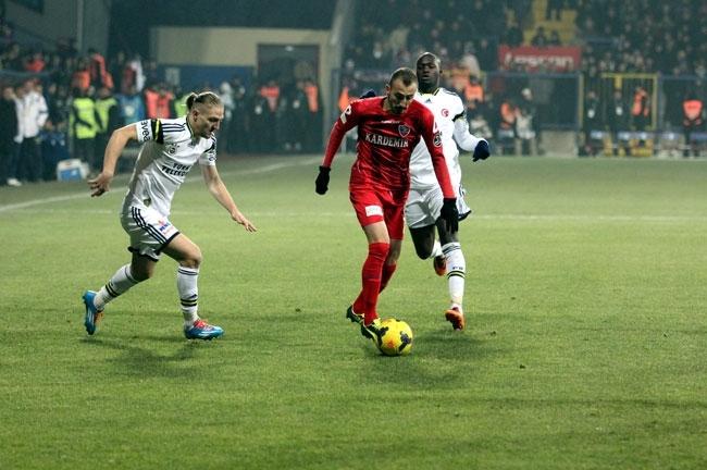 Karabükspor 2- Fenerbahçe 1 2
