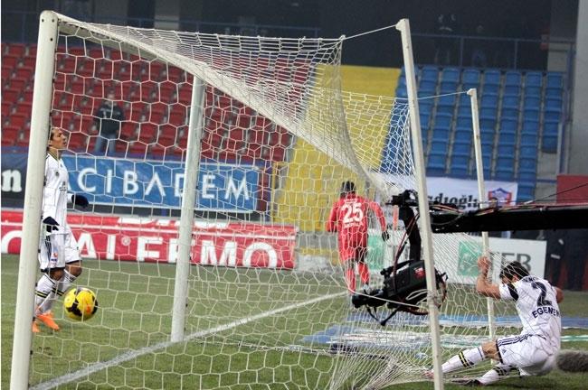 Karabükspor 2- Fenerbahçe 1 3
