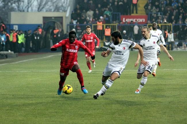 Karabükspor 2- Fenerbahçe 1 5