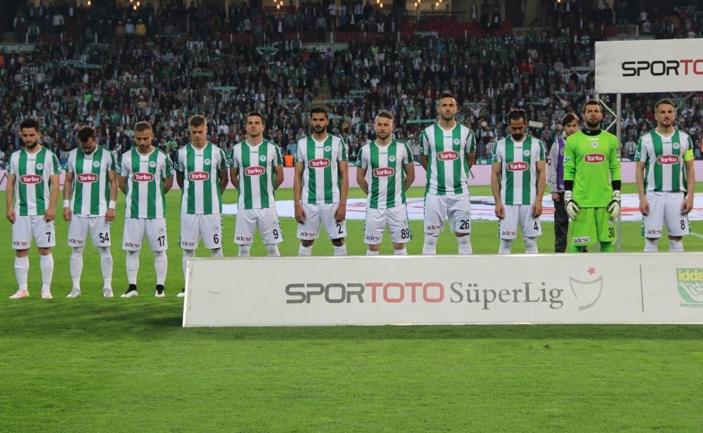 T. Konyaspor'un Fener alayı: 2-1 1