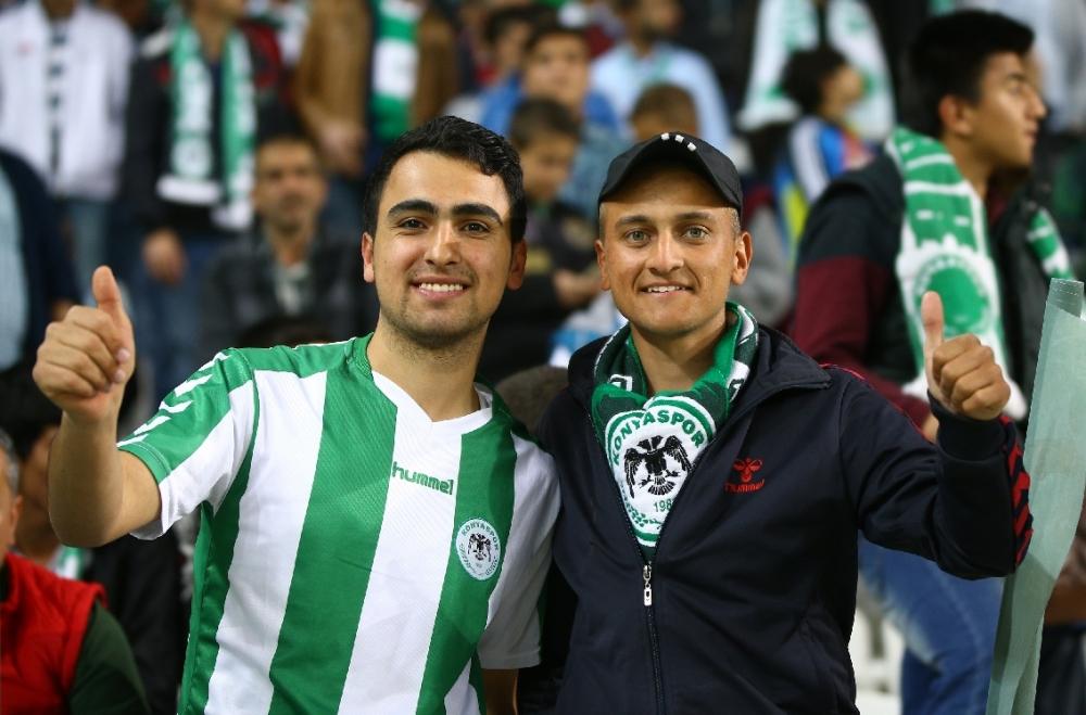 T. Konyaspor'un Fener alayı: 2-1 11