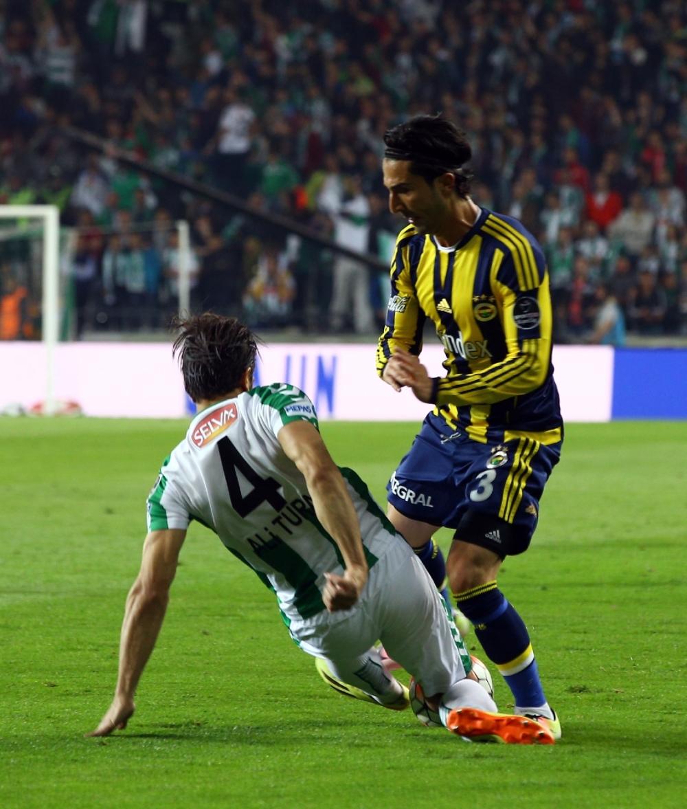 T. Konyaspor'un Fener alayı: 2-1 18