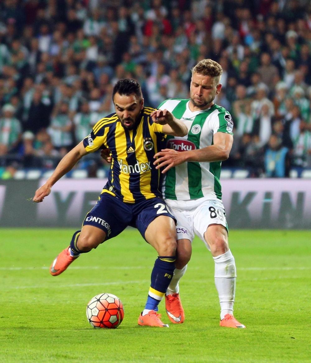 T. Konyaspor'un Fener alayı: 2-1 24