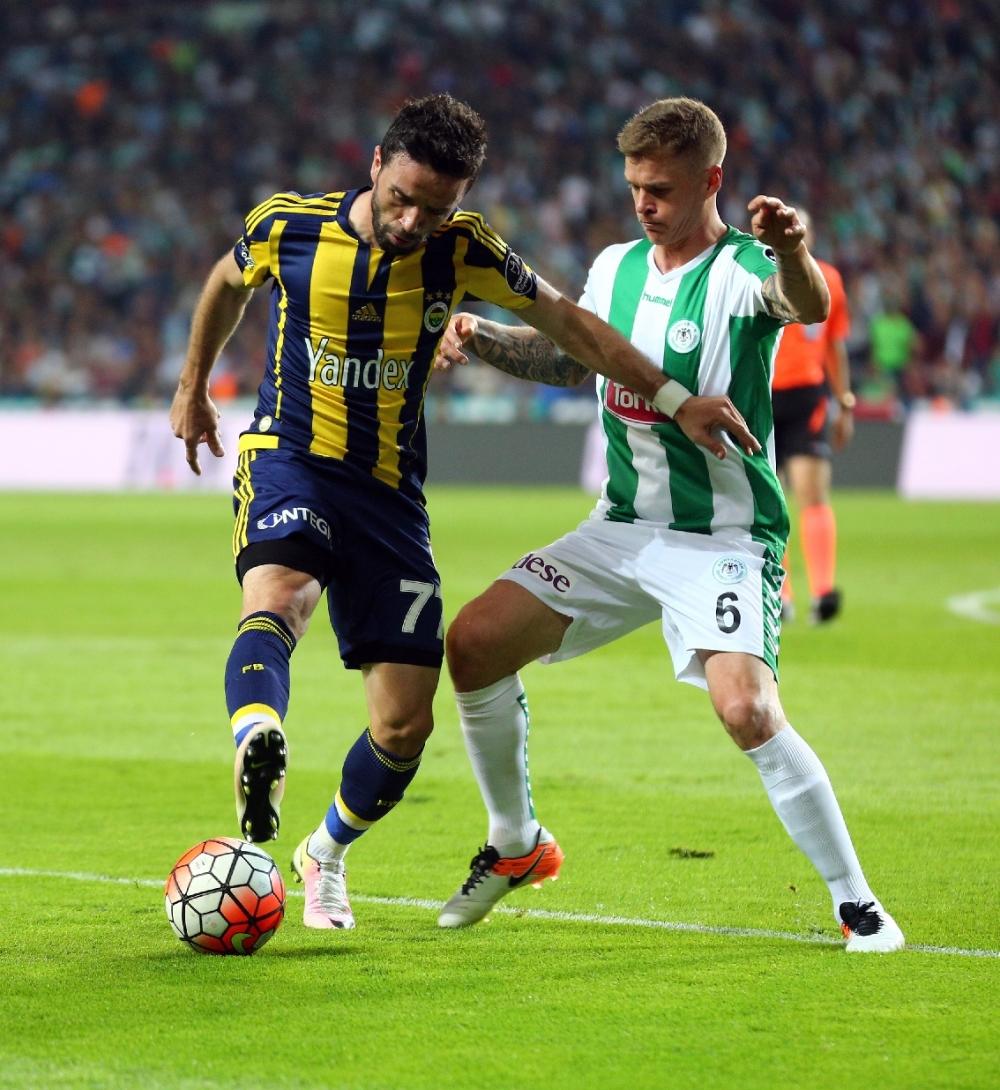 T. Konyaspor'un Fener alayı: 2-1 25