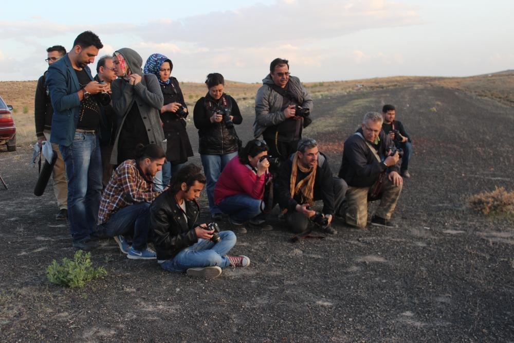Konya'nın doğal güzellikleri fotoğraflandı 7