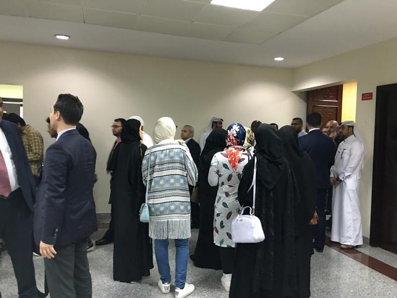 Ahmet Davutoğlu gazetecilerle birlikte Katar'a gitti 18