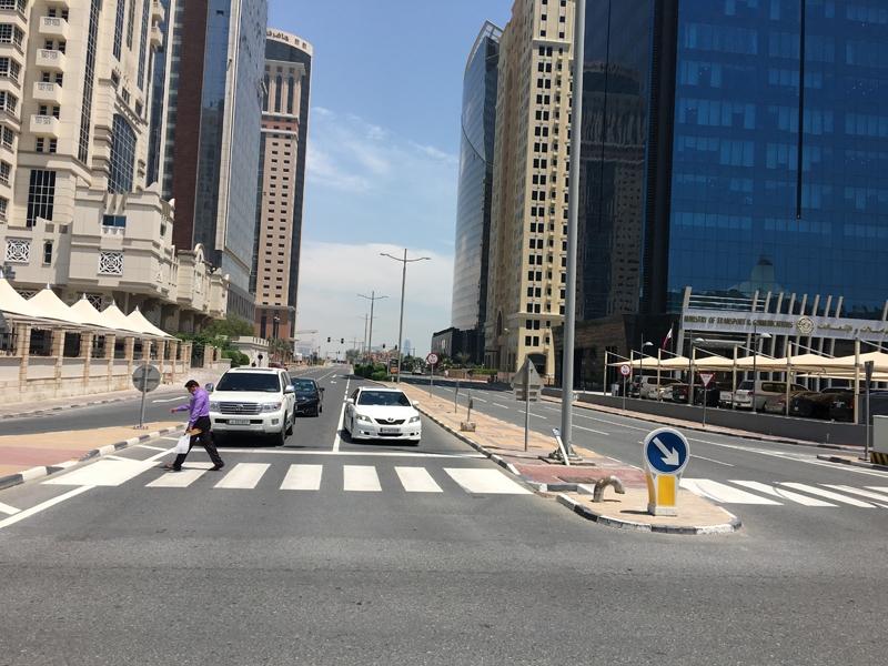 Ahmet Davutoğlu gazetecilerle birlikte Katar'a gitti 29