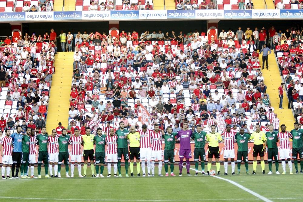 Antalyaspor-Konyaspor 1