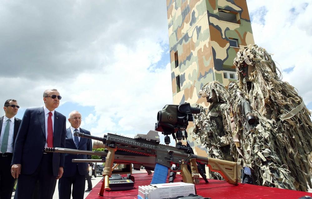 Erdoğan'dan Özel Kuvvetler'e ziyaret 2
