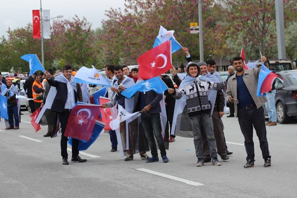 Konya Başbakanını bekliyor 10
