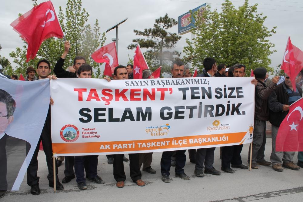 Konya Başbakanını bekliyor 12