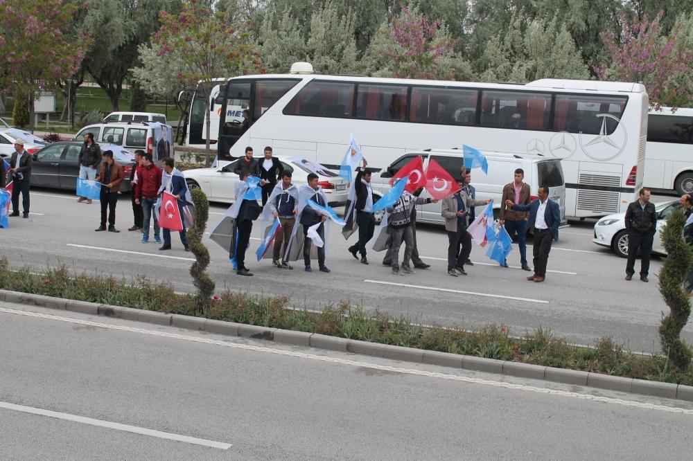 Konya Başbakanını bekliyor 14
