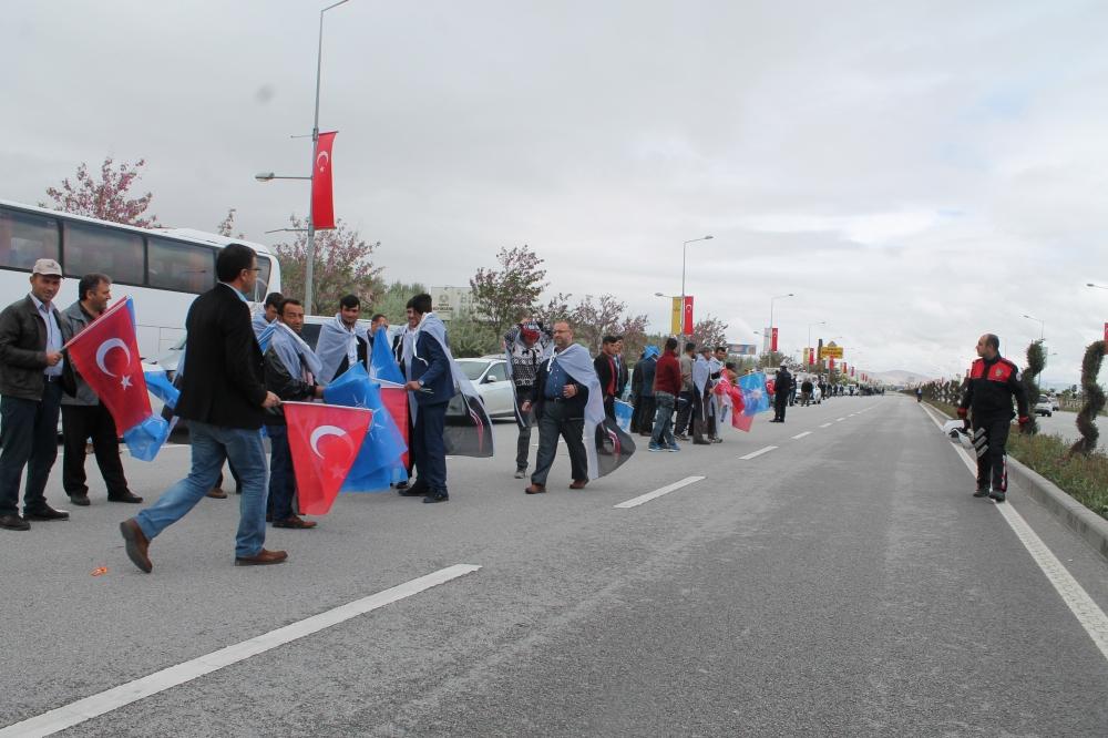 Konya Başbakanını bekliyor 15