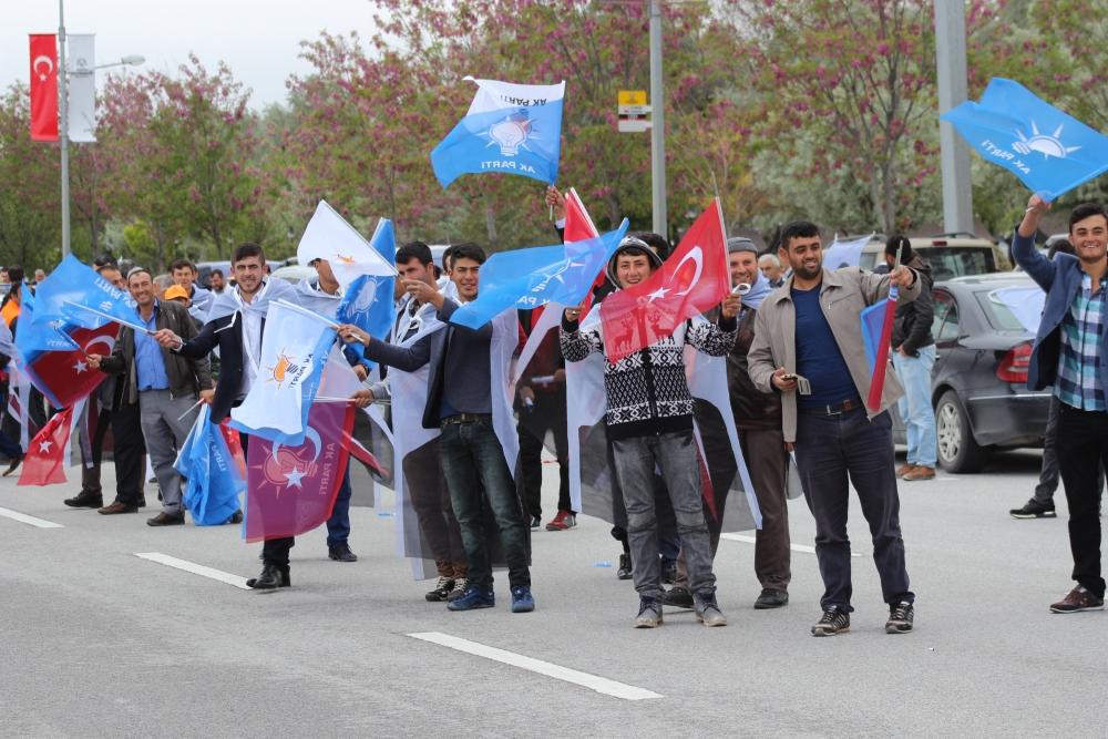 Konya Başbakanını bekliyor 16