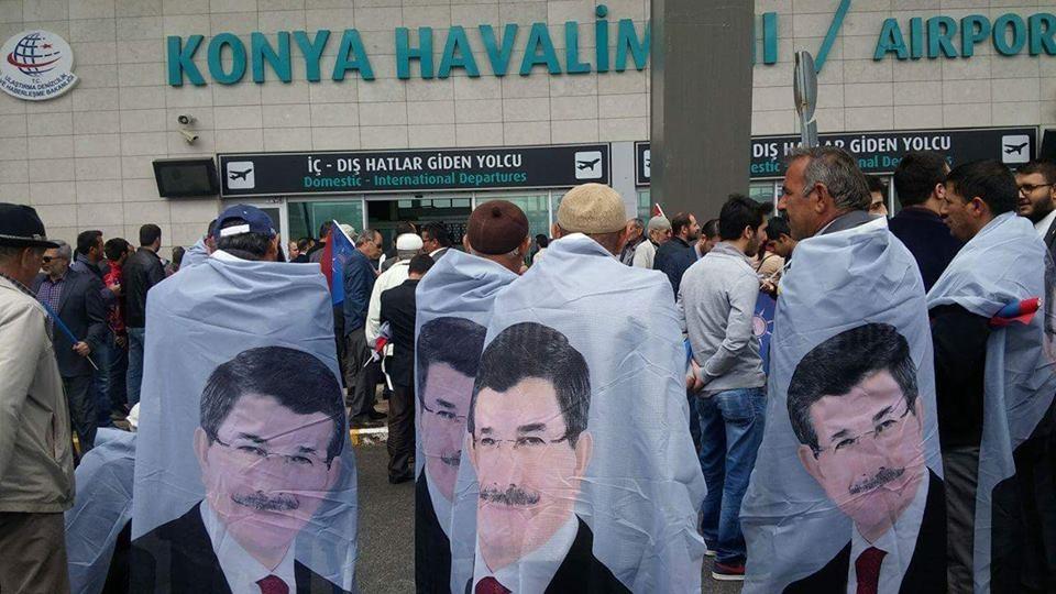 Konya Başbakanını bekliyor 6