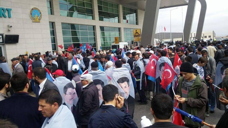 Konya Başbakanını bekliyor 7